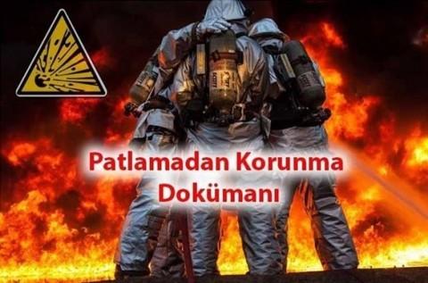 patlamadan korunma dökümanı hazırlama