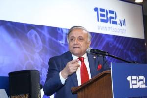 MTSO Meclis Başkanı Mahmut Arslan